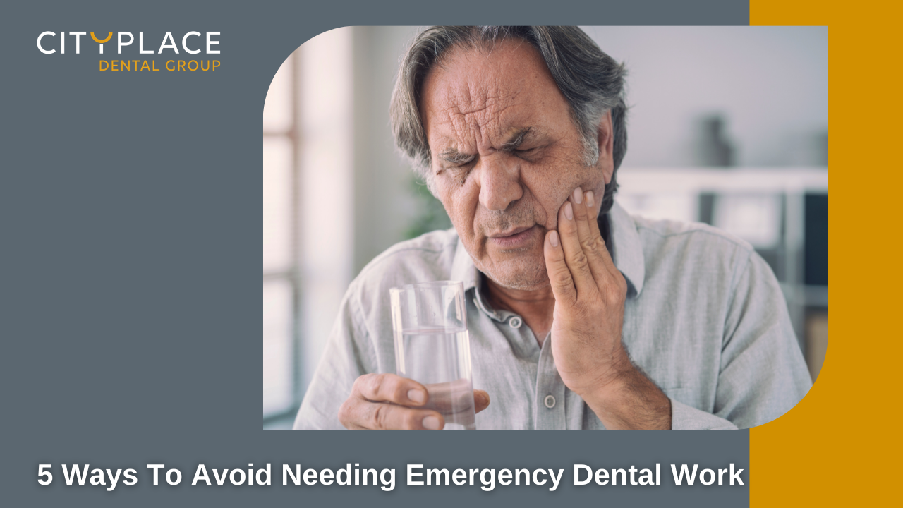 """Featured image for """"5 Ways To Avoid Needing Emergency Dental Work"""""""